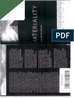 Miller Daniel Materiality 2005