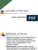 Disorders of the Eye Original