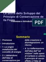 La Storia Dello Sviluppo Del Principio Di Conservazione
