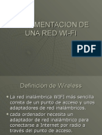 red WIFI clase
