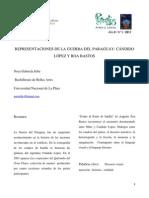 historia historiografia paraguay guerra