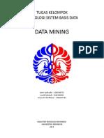 Eksperimen Data Mining