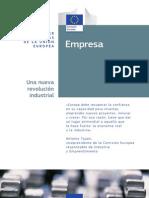 UNA NUEVA REVOLUCION INDUSTRIAL (European Comission).pdf