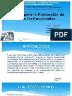 Modelo Para La Produccion de Recursos Instruccionales Inventores