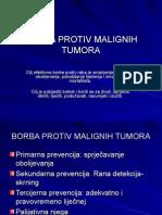 16. Prevencija i Rana Detekcija