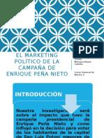 El Marketing Político de La Campaña de Enrique