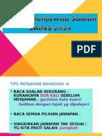 TEKNIK JAWAB SAINS 2014.ppt