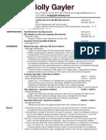 resume 02-2015