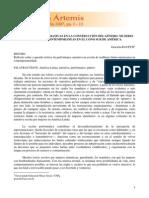 Estrategias Performativas en La Construccion Del Género.