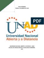 Estructura Informe Fase 1