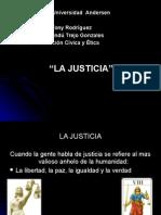 La Justicia Rodriguez