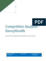 envoyhealth competititve analysis final