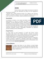 1.- Historia de La Cirugia