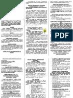 Manual de Expansión de La Fe Católica (en Triptico).