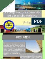 Proyecto turistico para Campeche