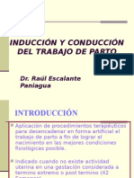 Induccion y Conduccion Del Trabajo de Parto