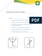 Lab Antenas y Atenuadores