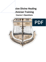 DBI Course 1 Questions Final