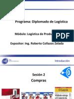 Logística de Producción. Sesion 2