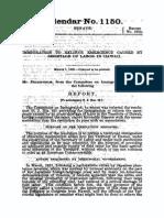 1923 Petition Labor Shortage Hawaii