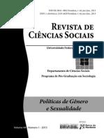 Rcs Ufc Politicas de Genero e Sexualidade
