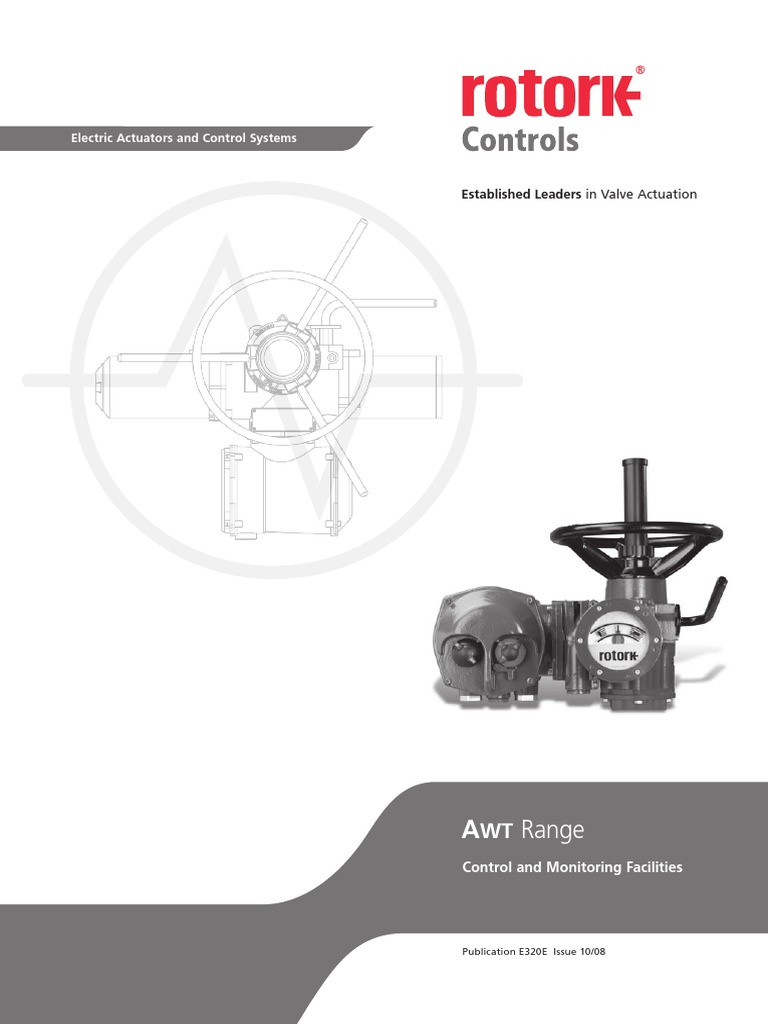 Actuator Wiring Diagram