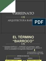 Arquitectura Barroco