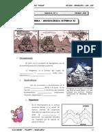 Guía Nº 3 - La Tierra - Geodinámica Interna II