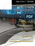 Cuadrerno de Crisis