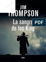 La Sangre de Los King - Jim Thompson