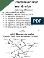 Transparencias grafos