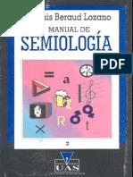 Manual de Semiología (José Luis Beraud Lozano)