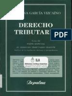 Derecho Tributario - García Vizcaino Catalina  Tomo 3 Parte Especial