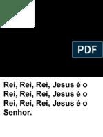 Missa Cristo Rei 23-11-2014
