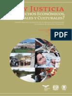 Hay Justicia Para Los Derechos Economicos Sociales y Culturales 1