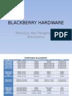 Blackberry Hardware