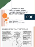 Infeksi Saluran Pernafasan Bawah (MIKRO)