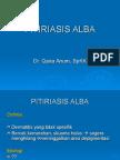 Pitiriasis Alba Baru