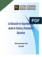 Educacion Vial Desde La TOE 25.02.2010 Modo de Compatibilidad