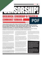 Newspaper Censorship