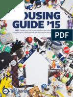 Housing Guide 2015