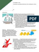 Interpersonal Skills II PMP