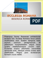 Ecclesia Romana