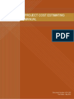 Project Cost Estimating Manual.pdf