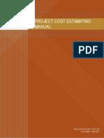 Project Cost Estimating Manual.pdf