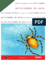 Actividades de Aula · La Tela de Araña Que Todo Lo Apaña
