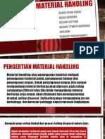 Kelompok1 Material Handling