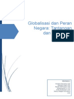 #3-Globalisasi Dan Peranan Negara