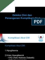 PDCI Core Kit 11 Komplikasi Akut