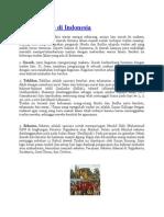 Tradisi Islam Di Indonesia